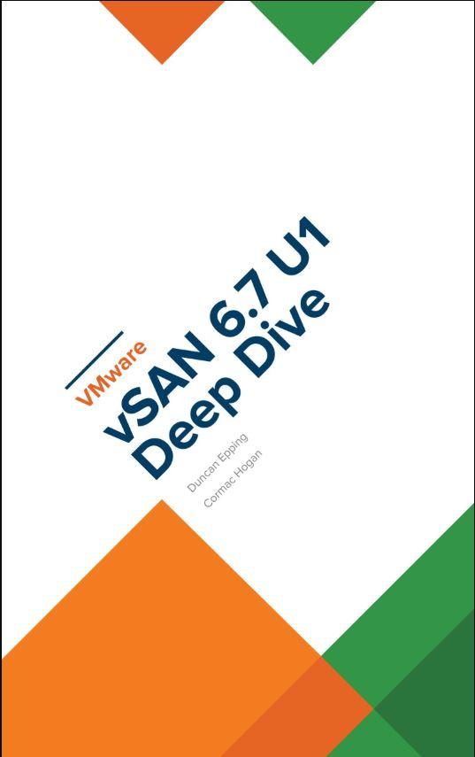 Вышла новая книга VMware vSAN 6 7 U1 Deep Dive | IT-пилот